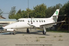 063 British Aerospace BAe 3101 Jetstream 31 CC-CZA AeroEjecutiva © Michel Anciaux