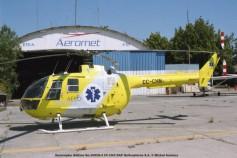 064 Eurocopter Bölkow Bo-105CB-4 CC-CHN DAP Helicopteros S.A. © Michel Anciaux
