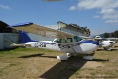 DSC_0005 Cessna 172H CC-PSB © Michel Anciaux