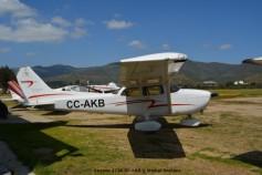 DSC_0011 Cessna 172S CC-AKB © Michel Anciaux