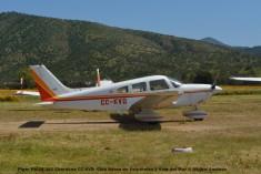 DSC_0028 Piper PA-28-181 Cherokee CC-KVD Club Aéreo de Valparaiso y Viña del Mar © Michel Anciaux