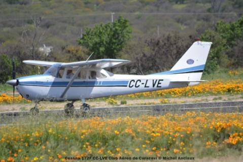 DSC_0037 Cessna 172F CC-LVE Club Aéreo de Curacaví © Michel Anciaux