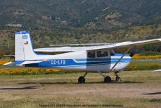 DSC_0039 Cessna 175 CC-LFB Club Aéreo de Curacaví © Michel Anciaux