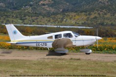 DSC_0044 Piper PA-28-236 Cherokee CC-LTD Club Aéreo Comodoro Arturo Merino Benítez © Michel Anciaux