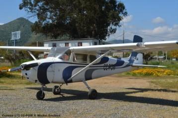 DSC_0066 Cessna 172 CC-POW © Michel Anciaux