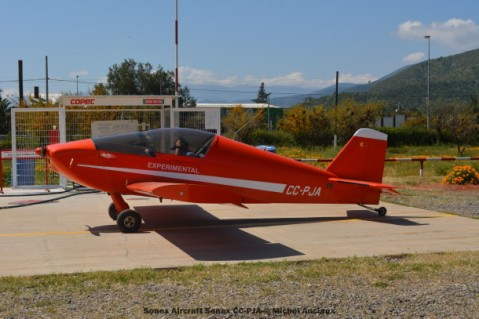 DSC_0067 Sonex Aircraft Sonex CC-PJA © Michel Anciaux
