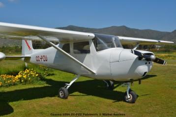 DSC_0110 Cessna 150A CC-PZU Petrínovic © Michel Anciaux