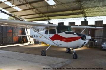 DSC_0115 Cessna 172 CC-PAH Club Aéreo Adolfo Menadier © Michel Anciaux