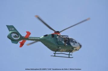 DSC_0158 Airbus Helicopters EC-135P2 ''C-03'' Carabineros de Chile © Michel Anciaux