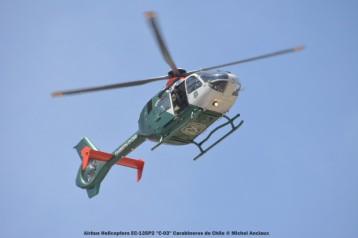 DSC_0174 Airbus Helicopters EC-135P2 ''C-03'' Carabineros de Chile © Michel Anciaux