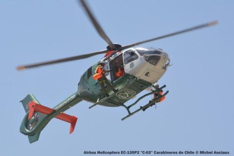 DSC_0395 Airbus Helicopters EC-135P2 ''C-03'' Carabineros de Chile © Michel Anciaux