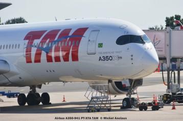 DSC_0834 Airbus A350-941 PT-XTA © Michel Anciaux