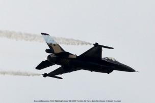 DSC_3280 General Dynamics F-16C Fighting Falcon ''88-0032'' Turkish Air Force Solo Türk Demo © Hubert Creutzer