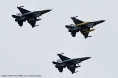DSC_3305 Belgian Air Force F-16AM fly pass © Hubert Creutzer