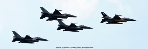 DSC_3319 Belgian Air Force F-16AM fly pass © Hubert Creutzer