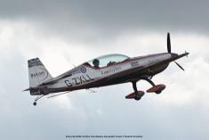 DSC_3339 Extra EA-300L G-ZXLL The Blades Aerobatic Team © Hubert Creutzer