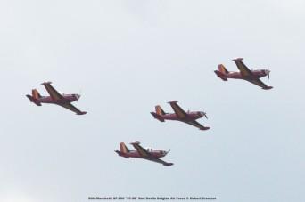 DSC_3369 SIAI-Marchetti SF-260 Red Devils Belgian Air Force © Hubert Creutzer