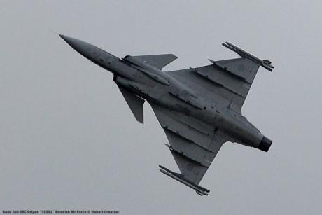 DSC_3391 Saab JAS-39C Gripen ''39281'' Swedish Air Force © Hubert Creutzer