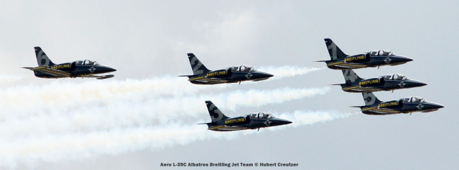 DSC_3431 Aero L-39C Albatros Breitling Jet Team © Hubert Creutzer