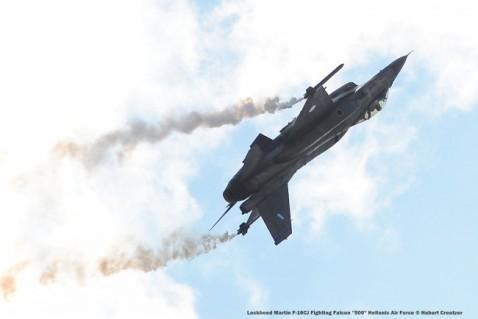DSC_3505 Lockheed Martin F-16CJ Fighting Falcon ''500'' Hellenic Air Force © Hubert Creutzer