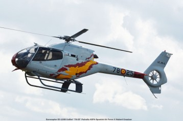 DSC_3513 Eurocopter EC-120B Colibri ''78-25'' Patrulla ASPA Spanish Air Force © Hubert Creutzer