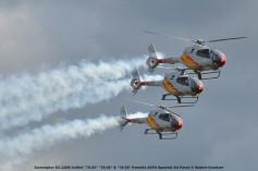 DSC_3574 Eurocopter EC-120B Colibri ''78-20'' ''78-26'' & ''78-30'' Patrulla ASPA Spanish Air Force © Hubert Creutzer