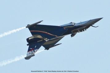 DSC_3665 Dassault Rafale C ''4-GL'' Solo Display Armée de l'Air © Hubert Creutzer