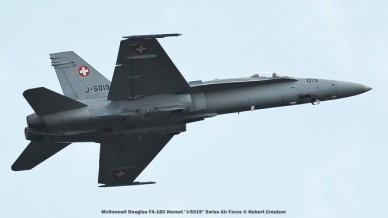 DSC_3765 McDonnell Douglas FA-18C Hornet ''J-5019'' Swiss Air Force © Hubert Creutzer
