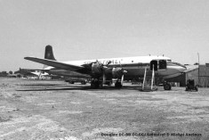 img039 Douglas DC-6B CC-CCJ Solastral © Michel Anciaux