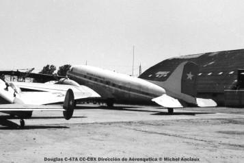 img047 Douglas C-47A CC-CBX Dirección de Aéronautica © Michel Anciaux