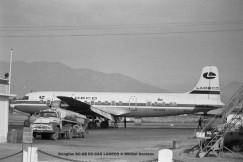 img085 Douglas DC-6B CC-CAX LADECO © Michel Anciaux