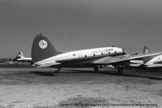 img114 Curtiss C-46A-35-CU CC-CAC Linea Aerea Condor © Michel Anciaux