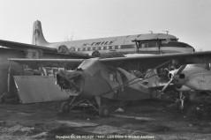 img148 Douglas DC-6B CC-CCF -''403'' LAN Chile © Michel Anciaux