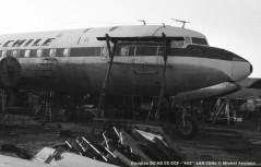 img150 Douglas DC-6B CC-CCF -''403'' LAN Chile © Michel Anciaux