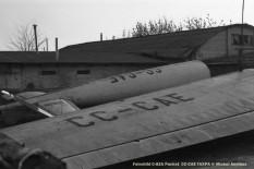 img151 Fairchild C-82A Packet CC-CAE TAXPA © Michel Anciaux