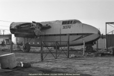 img152 Fairchild C-82A Packet CC-CAE TAXPA © Michel Anciaux