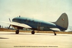 img211 Curtiss C-46A-50-CU CC-COA Transportes Aereos Squella © Michel Anciaux
