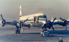 img226 Douglas DC-6B CC-CDJ LADECO © Michel Anciaux