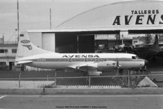 img863 Convair 580 YV-C-AVA AVENSA © Alain Anciaux