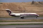 img882 McDonnell Douglas DC-9-10 YV-C-ANV Linea Aeropostal Venezolana © Alain Anciaux