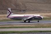 img884 Hawker Siddeley 748-101 Sr1 YV-C-AMC Linea Aeropostal Venezolana © Alain Anciaux