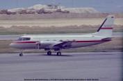 img885 Grumman G-159 Gulfstream 1 YV-P-EPC Creole Petroleum Corporation