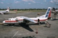 018 Antonov 24RV CU-T1260 Cubana © Michel Anciaux