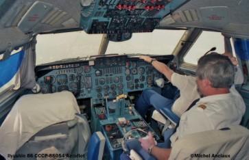 037 Ilyushin 86 CCCP-86054 Aeroflot © Michel Anciaux