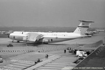 07 Lockheed C-5A Galaxy 69-0005 USAF © Michel Anciaux