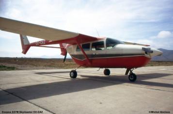 08 Cessna-337B Skymaster CC-CAZ © Michel Anciaux