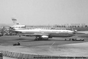 08 McDonnell Douglas DC-10-10 N1803U McDonnell-Douglas demo © Michel Anciaux