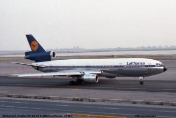 08 McDonnell Douglas DC-10-30 D-ADAO Lufthansa in JFK © Michel Anciaux