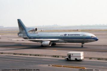 09 Lockheed L-1011-1 N320EA Eastern in JFK © Michel Anciaux