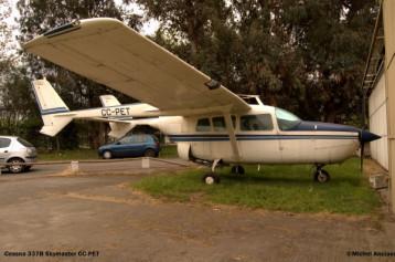 09Cessna-337B Skymaster CC-PET © Michel Anciaux